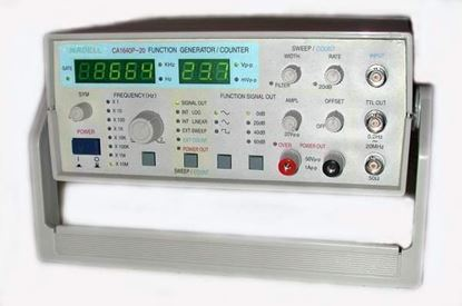 Picture of Madell CA1640P 20 MHz Function Generator