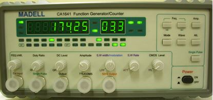 Picture of Madell CA1641 20 MHz Function Generator