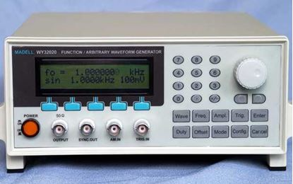 Picture of Madell WY32020 20 MHz Arbitrary Function Generator