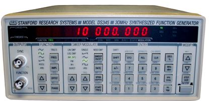 Picture of Stanford Research Systems DS345 30 MHz Function Generator