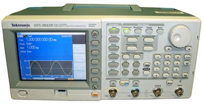 Picture of Tektronix AWG-3022B Dual Channel Arbitrary/Function Generator