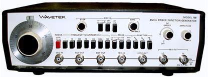 Picture of Wavetek 188 4 MHz Function Generator