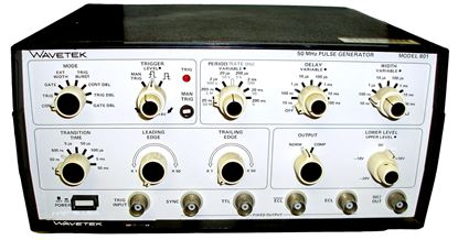Picture of Wavetek 801 50 MHz Pulse Generator