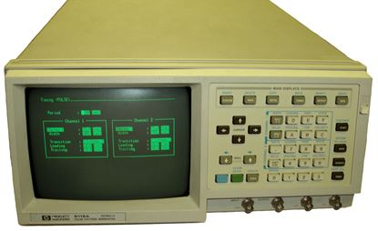 Picture of Agilent/HP 8118A 50 MHz Dual Channel Pulse Generator