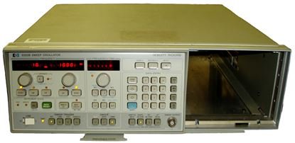 Picture of Agilent/HP 8350B RF Sweeper Mainframe