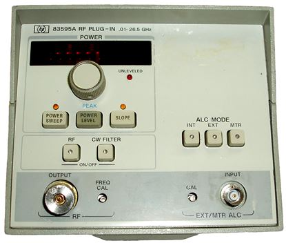 Picture of Agilent/HP 83595A 26.5 GHz RF Plug In