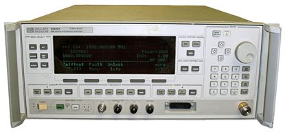 Picture of Agilent/HP 83640A 40 GHz Signal Generator