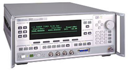 Picture of Agilent/HP 83650L 50 GHz Synthesized Sweep Generator