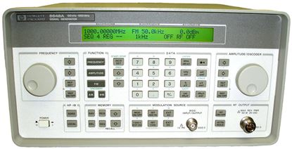 Picture of Agilent/HP 8648A 1 GHz Synthesized Signal Generator