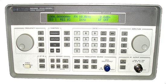 Picture of Agilent/HP 8648B 100 KHz to 2 GHz Signal Generator