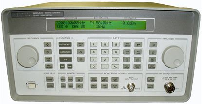 Picture of Agilent/HP 8648C 3.2 GHz Synthesized Signal Generator with option 1E5
