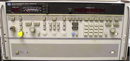 Picture of Agilent/HP 8673D 26.5 Ghz Generator