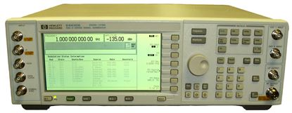 Picture of Agilent/HP E4430B Digital RF Signal Generator .250 to 1000 MHz