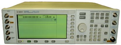 Picture of Agilent/HP E4432B 3 GHz ESG Series Signal Generator