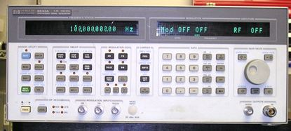 Picture of Agilent/HP 8643A 1 GHz Signal Generator