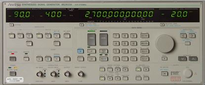 Picture of Anritsu MG3633A 2.7 GHz Signal Generator