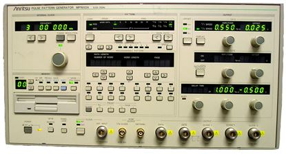Picture of Anritsu MP1652A .05 to 3Ghz Pulse Pattern Generator