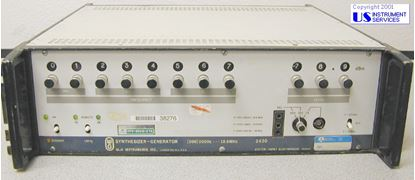 Picture of WG 2430 ,(200)300Hz 18.6MHz , Synthesizer-Generator