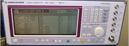 Picture of Rohde&Schwarz SME03 3. GHz Signal Generator