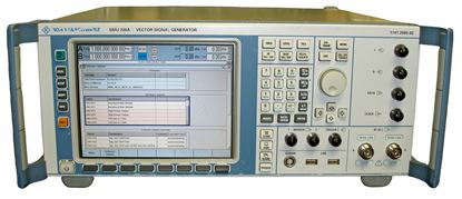Picture of Rohde & Schwarz SMU200A 3 GHz Dual Channel Signal Generator
