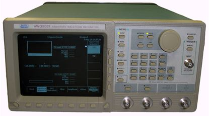 Picture of Tektronix AWG2021 125 MHz Arbitrary Function Generator