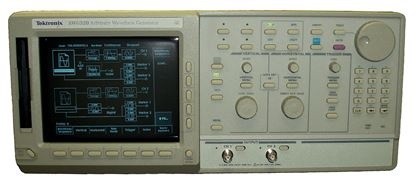 Picture of Tektronix AWG520 2 Channel 500 MHz Arbitrary Waveform Generator