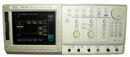 Picture of Tektronix AWG710 4 GS/s 2 GHz Single Channel Arbitrary Waveform Generator