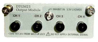 Picture of Tektronix DTGM21 4 Channel Single-Ended 1.1 Gigabit Output Module
