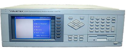 Picture of Wavetek 295 50 MHz Arbitary Waveform Generator