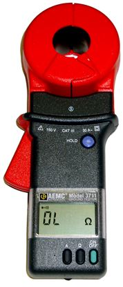 Picture of AEMC 3711 Clamp-On Ground Resistance Testers