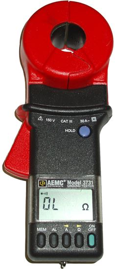 Picture of AEMC 3731 Clamp-On Ground Resistance Tester