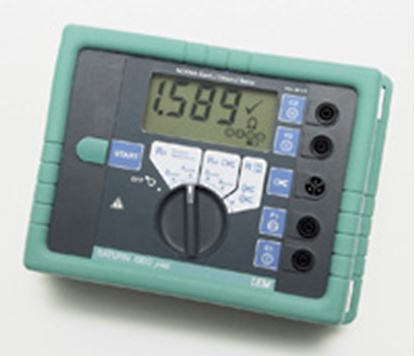 Picture of Fluke Saturn Geo Plus Three and Four Pole Earth Ground Tester