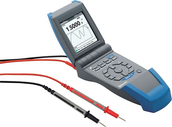 Picture of AEMC MTX3283B-BT Graphical USB Digital Multimeter with Bluetooth