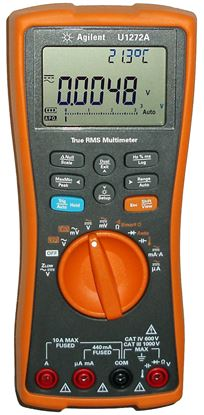 Picture of Agilent/HP U1272A 4.5 Digit Handheld Multimeter