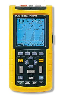 Picture of Fluke 124 40 MHz Scopemeter