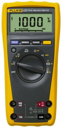 Picture of Fluke 177 Handheld Digital Multimeter