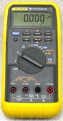 Picture of Fluke 787 Process Meter