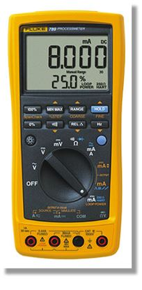 Picture of Fluke 789 Process Meter