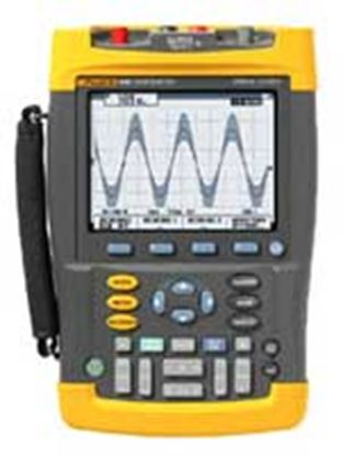 Picture of Fluke 192B 60 MHz Scopemeter + SCC