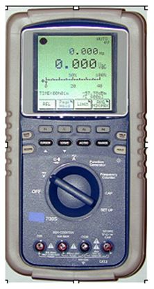 Picture of Knight K-700S 5 Mhz Graphical Multimeter
