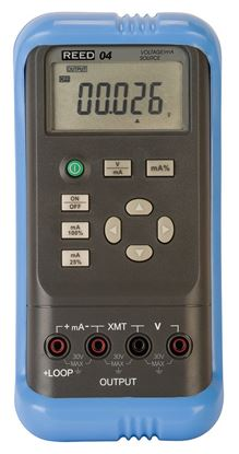 Picture of Reed VC04 Voltage and Current Source Meter New