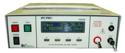 Picture of Associated Research 3565D AC/DC Advanced Hipot Tester