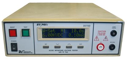 Picture of Associated Research 3570D AC/DC Advanced Hipot Tester