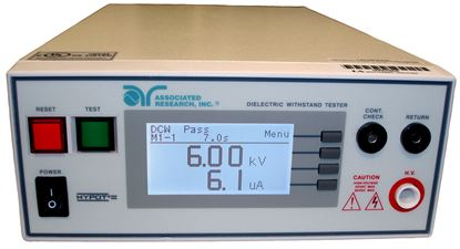 Picture of Associated Research 3765 5 kVAC 6 kVDC Hipot Tester