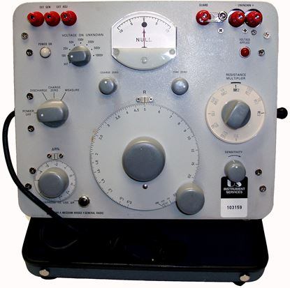 Picture of Genrad/IET 1644-A Megaohm Impedance Bridge