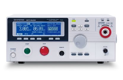 Picture of Instek GPT-9603 AC 100VA AC/DC Withstanding Voltage/Insulation Resistance Tester