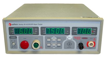 Picture of Quadtech Sentry 30 AC/DC/IR Hipot Tester
