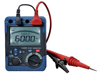 Picture of Reed R5002 High Voltage Insulation/Resistance Tester New