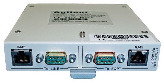 Picture of Agilent/HP J2294C E1/ISDN Plug In