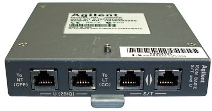 Picture of Agilent/HP J2905B ISDN BRI Interface Module